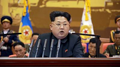 North Korea: '15 people executed in purge' by Kim Jong-un