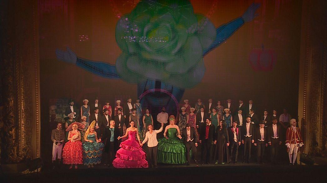Viaggio poetico nel mondo dell'operetta