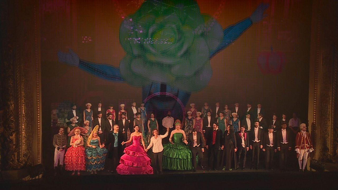 Un poético viaje al mundo de la opereta