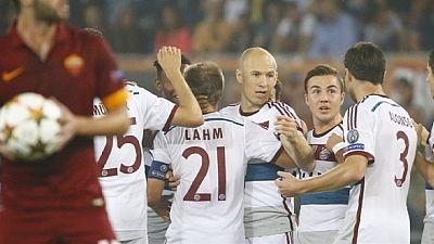 Saison terminée pour Robben