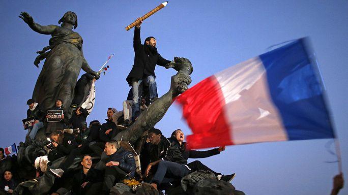 Fransa'dan yurt dışına savaşa giden gençler