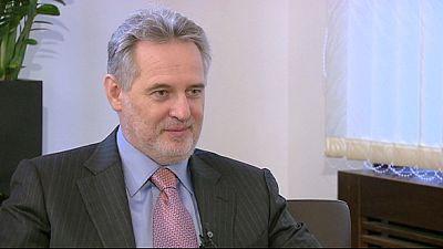 Austria decide este jueves si extradita a EEUU al oligarca ucraniano, Dmytro Firtash