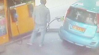 Jerusalén: una mujer provoca un incendio en una gasolinera por un cigarrillo