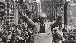 Berlin: une exposition revient sur l'héritage de la deuxième guerre mondiale