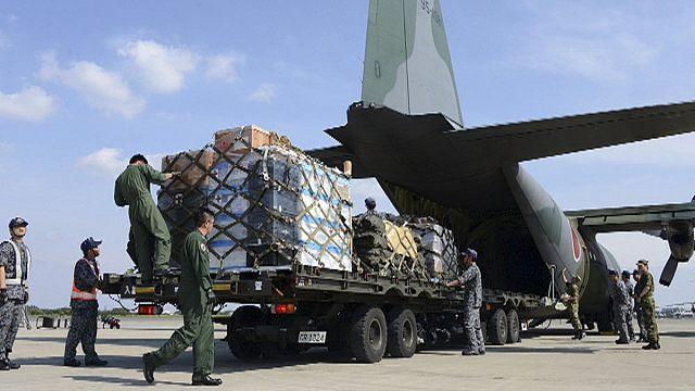 Помощь Непалу осложняется погодными условиями и труднодоступностью