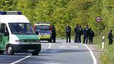 La police allemande déjoue un attentat: La cible : peut-être une course cycliste