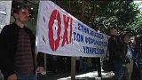 Griechenland: Proteste in Athen - Attacke auf Varoufakis