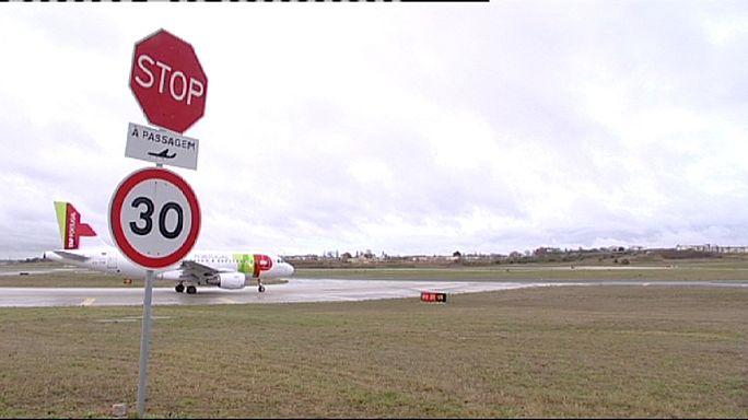 Portekiz Hava Yolları pilotları 10 günlük grevde