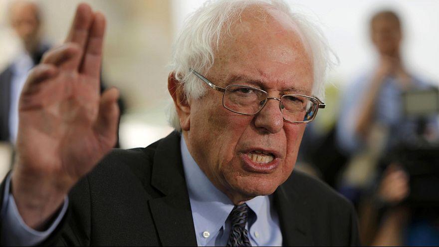 USA: Sanders annuncia sua candidatura alle primarie democratiche