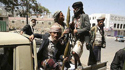 Relatório confidencial da ONU afirma que o Irão fornece armas aos Houthis do Iémen desde 2009