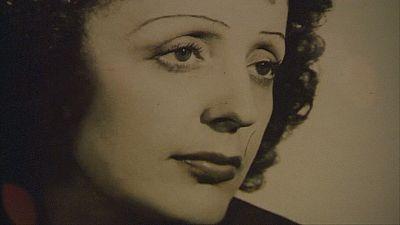 Paris exhibition marks centenary of Edith Piaf's birth