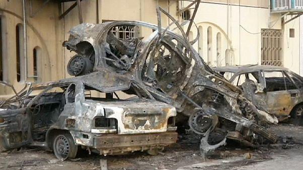Baghdad car bombs kill 21 after EU chief warns of worsening crisis