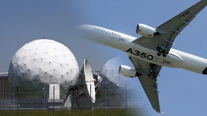 شركة إيرباص الفرنسية تعتزم تقديم شكوى لألمانيا بشأن التجسس المفترَض عليها