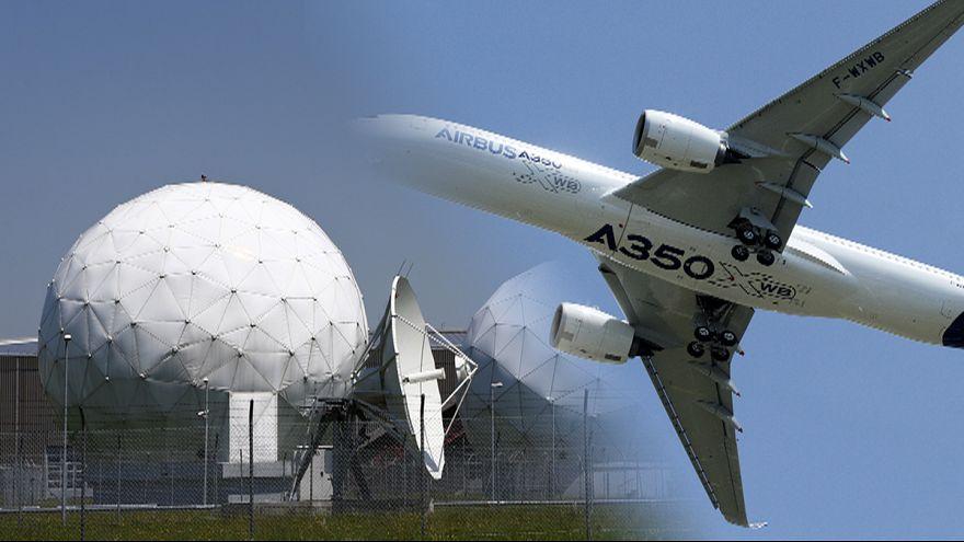 Airbus Alman istihbaratına casusluk davası açıyor