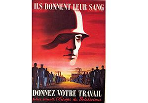 Propagande du régime de Vichy pour « justifier » le STO