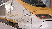 Eurostar's first direct service to Marseille leaves London St. Pancras station