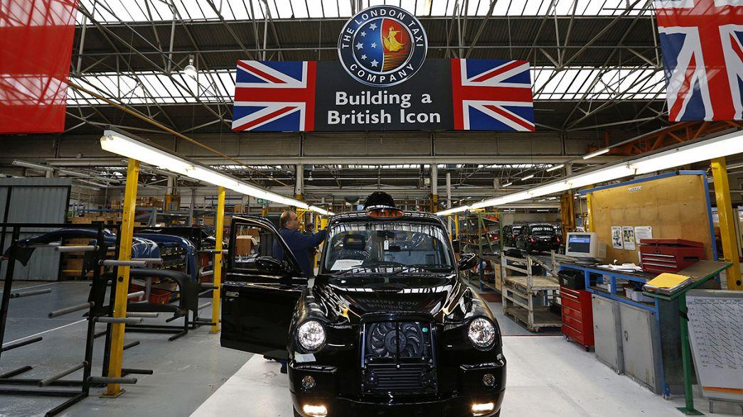 Grande Bretagne : les indices économiques restent médiocres