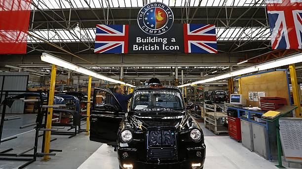 Manufacturing figures for the UK fall ahead of election