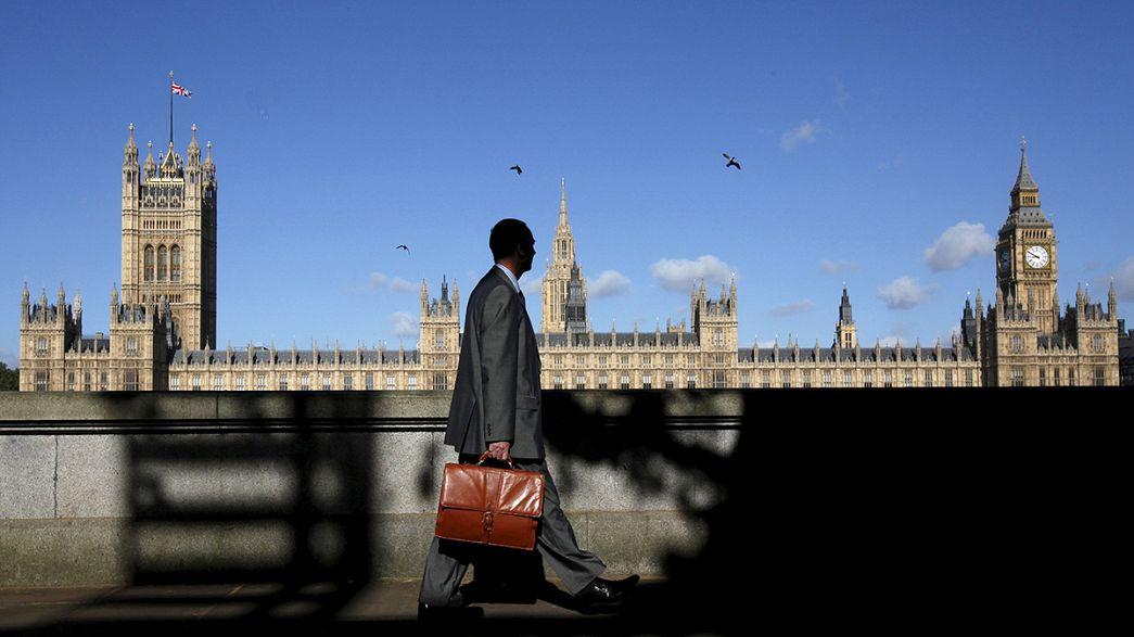 Grande-Bretagne : classes moyennes en souffrance