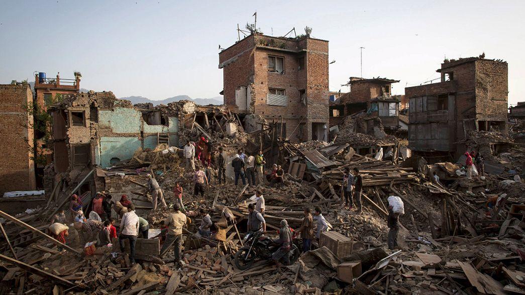 Nepal: Such- und Rettungsaktionen werden langsam eingestellt