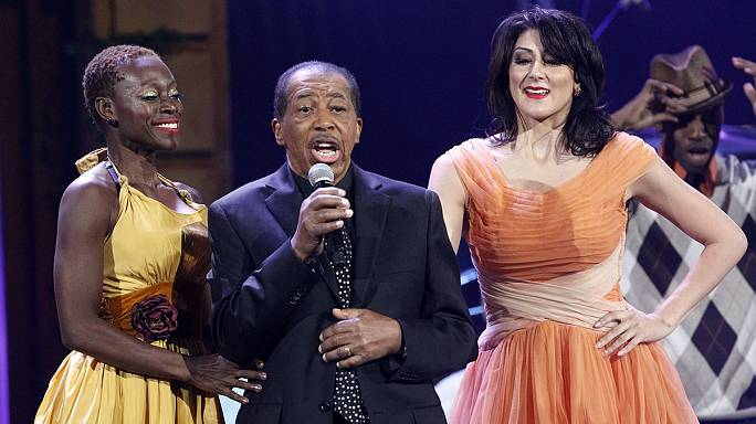Tributes paid to 'Stand By Me' singer Ben E. King