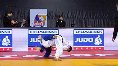 Smythe-Davis strikes gold at Zagreb Judo Grand Prix