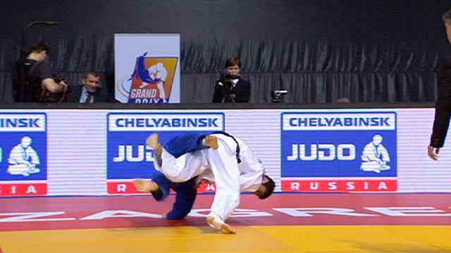 Türk judocular Zagreb Grand Prix'ye hızlı başladı