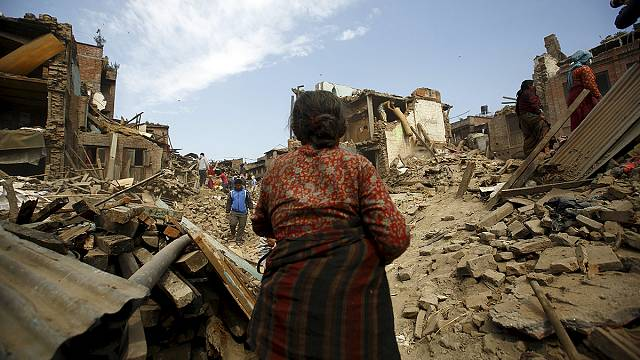 Nepal quake: hopes fade of finding more survivors one week on
