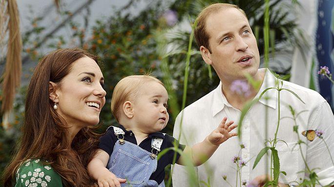 مولود جديد يشهد النور لدى العائلة المَلَكِية في بريطانيا