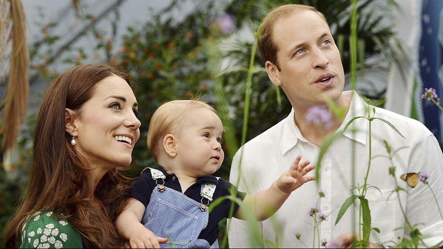 It's a girl! Kate und William zum zweiten Mal Eltern