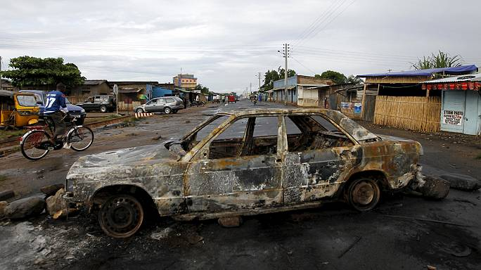 Бурунди: в ходе акций протеста против третьего президентского срока есть погибшие