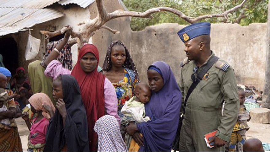 Nijerya'da Boko Haram'ın kaçırdığı bir grup kadın kurtarıldı