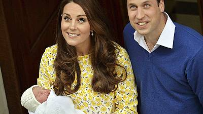 Royal families - how do the second children fare?
