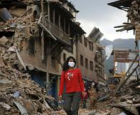 Nepalese vaccinated to help prevent disease in wake of earthquake