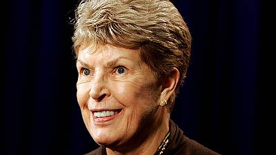 British best-selling crime author Ruth Rendell has died aged 85