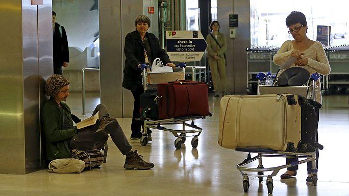 Egyre nagyobb a káosz a portugál reptereken