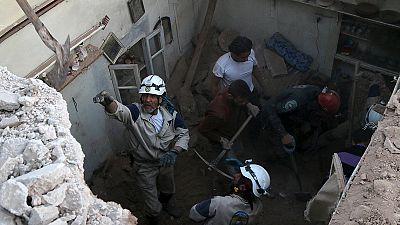 Síria: Mais de 60 civis mortos na província de Alepo