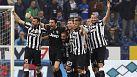 La Juventus sacrée championne d'Italie