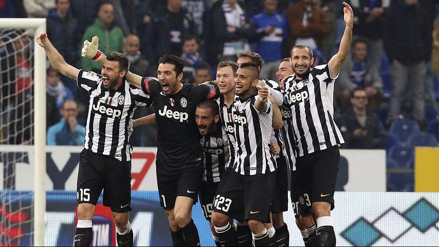 Bajnok a Juventus
