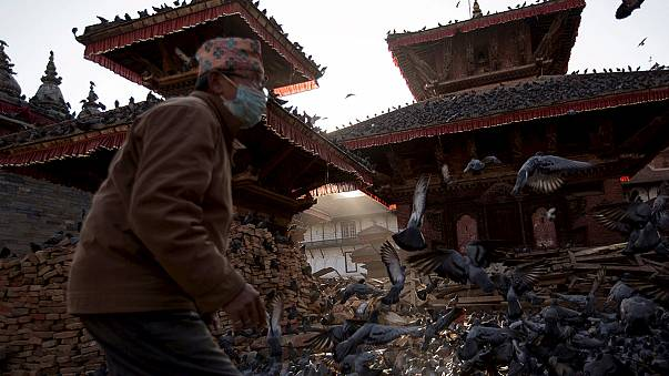 Aid agencies in race against time in Nepal