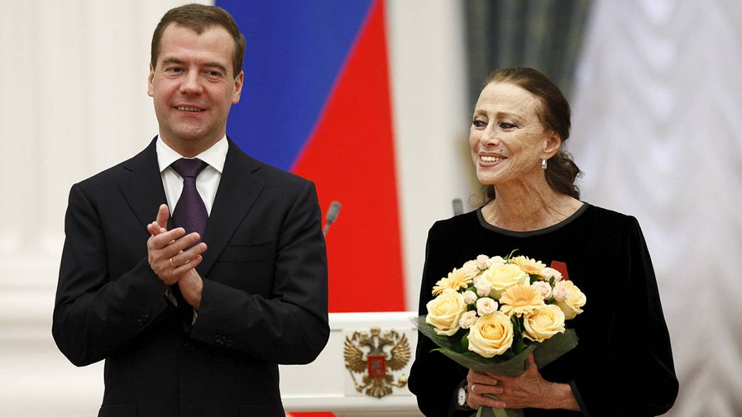 Meghalt Maja Pliszeckaja, az orosz balett nagyasszonya