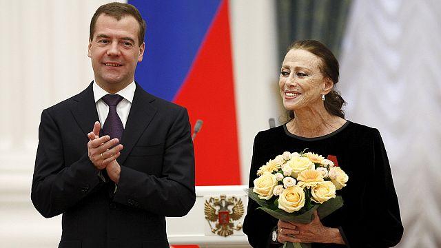 وفاة راقصة الباليه الروسية الشهيرة مايا بليستسكايا