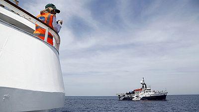 Migrants : toujours plus nombreux à être secourus en Méditerranée