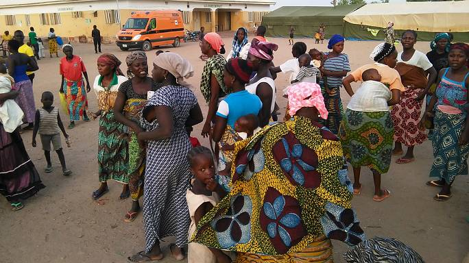 Up to 500 Nigerians freed from Boko Haram captivity over the past week