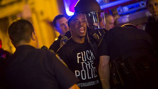 Further arrests in Baltimore amid tension over death of Freddie Gray