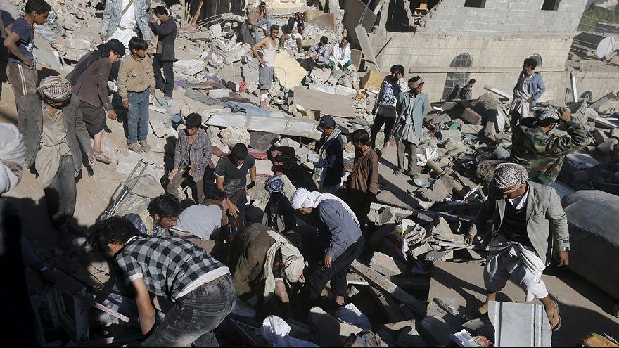دیدبان حقوق بشر: ائتلاف تحت رهبری عربستان بمب خوشه ای در یمن به کار برده است