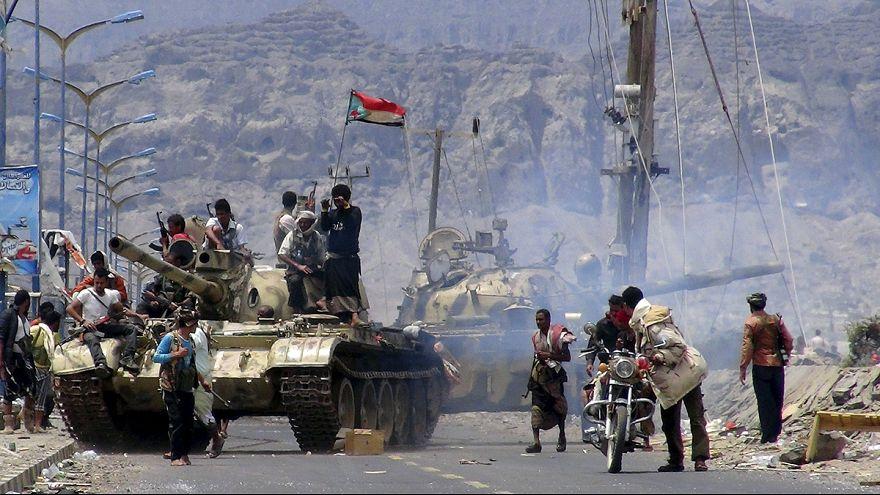Yemen : des membres des forces spéciales entrent dans Aden