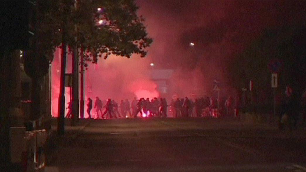 Fußball-Fan durch Gummiprojektil getötet: Hooligans wüten in Polen