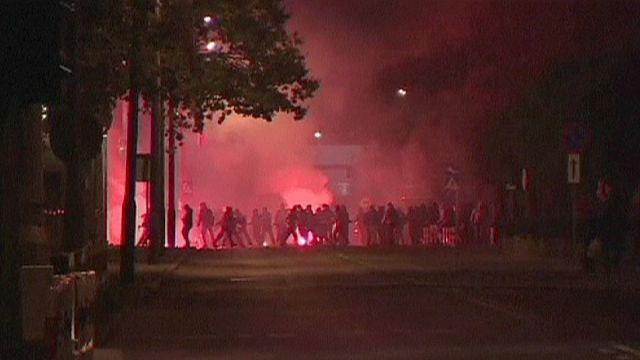 Польша: беспорядки после гибели болельщика