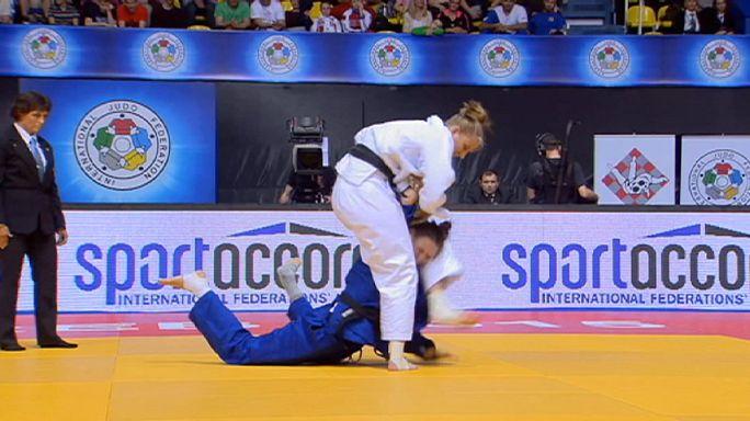 Гран-при в Загребе завершили финалы тяжеловесов